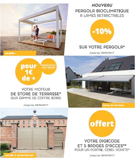 promotions avril 2017